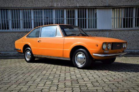 Fiat 124 A Coupé Eveline – 1969