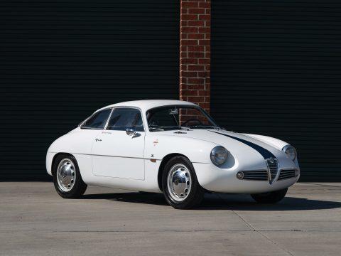 Alfa Romeo Giulietta Sprint Zagato – 1960