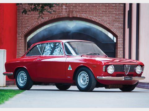 Alfa Romeo Giulia Sprint GTA 1600 Stradale – 1966