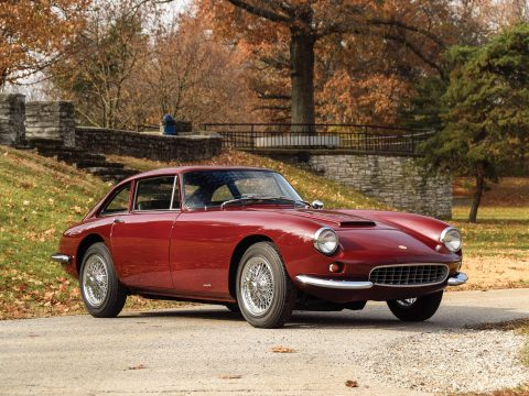 Apollo 3500 GT – 1963