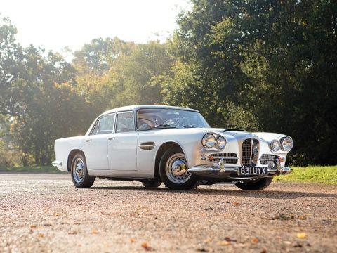 Aston Martin Lagonda Rapide – 1962