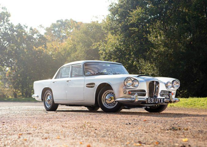 Aston Martin Lagonda Rapide - 1962