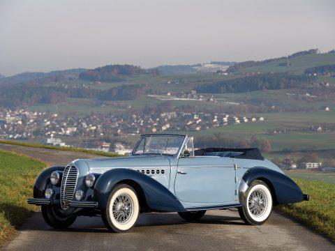 Delahaye 135 M Cabriolet – 1949