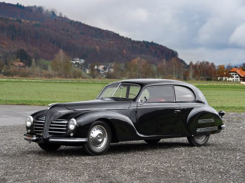 Fiat 2800 by Touring – 1940