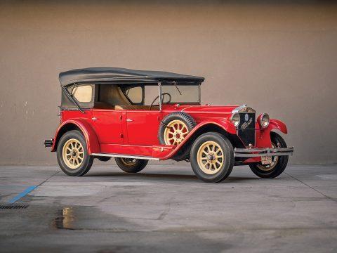 Fiat 520 Torpedo – 1927