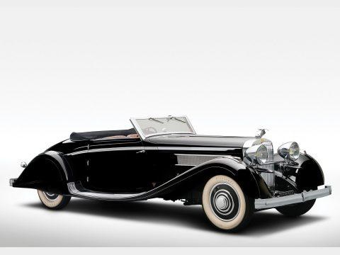 Hispano-Suiza K6 Cabriolet by Brandone – 1935