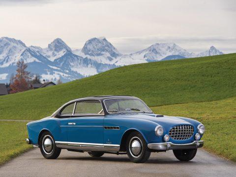 Lancia Aurelia B52 Coupe Vignale – 1952