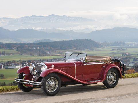 Mercedes-Benz 370 S Mannheim – 1931