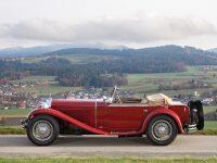 Mercedes-Benz 370 S Mannheim - 1931
