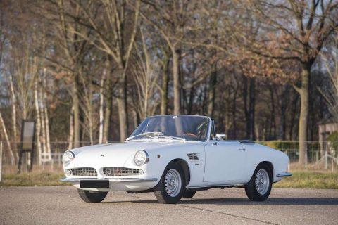 ASA 1000 GT cabriolet – 1966