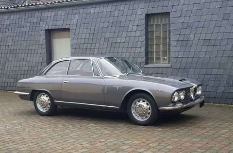 Alfa Romeo 2600 Sprint – 1966