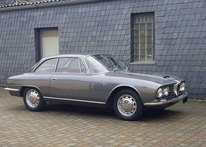 Alfa Romeo 2600 Sprint - 1966