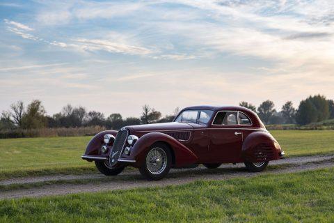 Alfa Romeo 8C 2900 B Touring Berlinetta – 1939