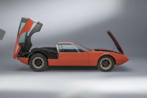 Serenissima Ghia GT – 1968
