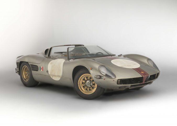 Serenissima Spyder - 1966