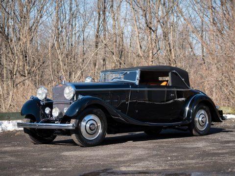 Hispano-Suiza H6B Cabriolet Le Dandy – 1926