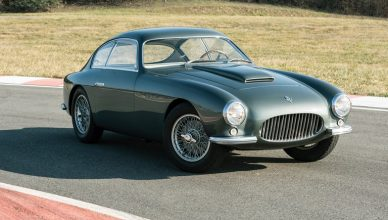 Fiat 8V Coupé by Zagato - 1955