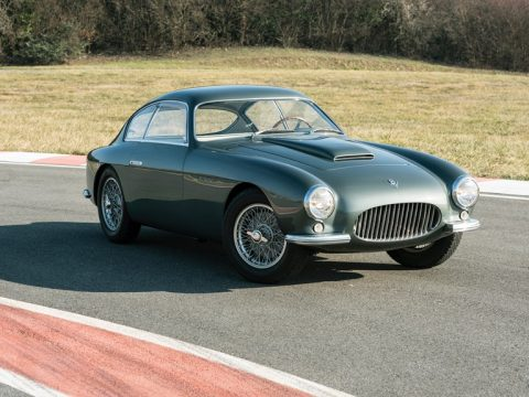 Fiat 8V Coupé by Zagato – 1955
