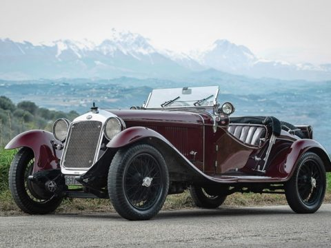 OM 665 SS MM Superba – 1930
