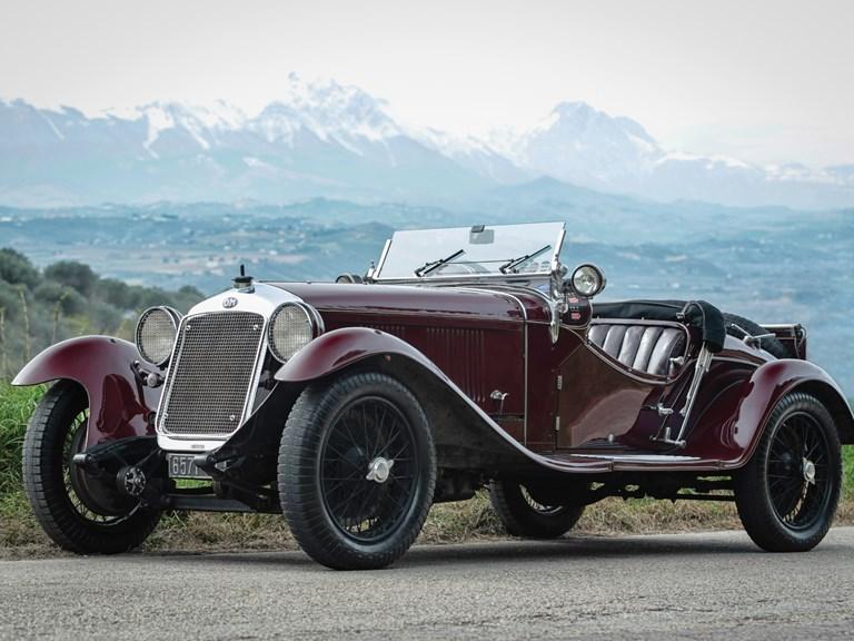 OM 665 SS MM Superba - 1930