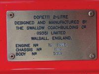 Swallow Doretti - 1954