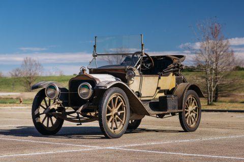 White Model 30 G.A.D. Roadster – 1912