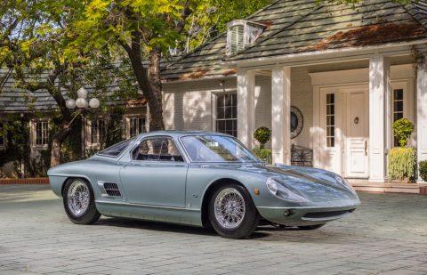 ATS 2500 GTS – 1964