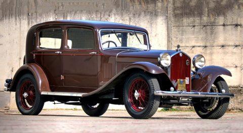 Alfa Romeo 6C 1900 Gran Turismo Berlina – 1933