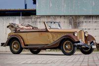 Alfa Romeo 6C 2300 Gran Turismo Cabriolet Royal by Castagna - 1933