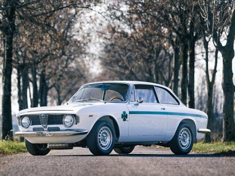 Alfa Romeo Giulia GTA 1300 Junior Stradale – 1973