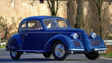 Fiat 1500 6C Berlinetta Superleggera - 1939