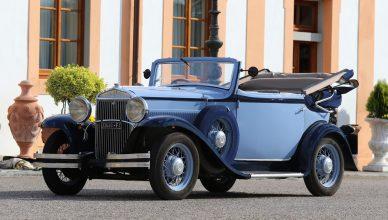 Fiat 522 C Cabriolet Royale - 1932
