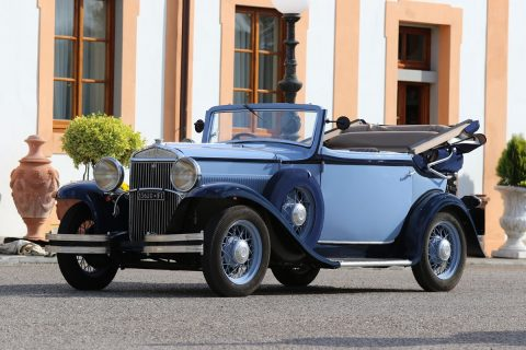 Fiat 522 C Cabriolet Royale  – 1932