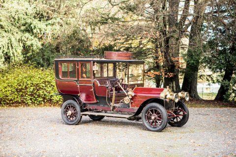 Minerva Type K 40 HP – 1907