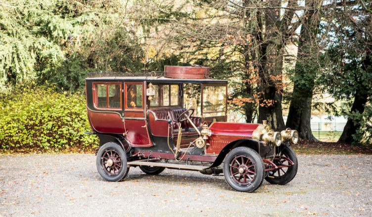 Minerva Type K 40 HP - 1907
