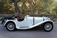 SS 100 Jaguar 2½ Litre Roadster - 1937