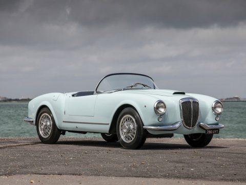 Lancia Aurelia B24 Spider – 1955