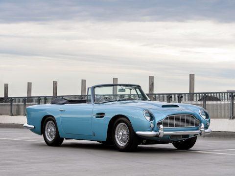 Aston Martin DB5 Volante – 1963
