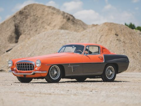 Ferrari 375 MM Coupe Speciale by Ghia – 1955