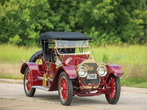 Oldsmobile Autocrat Roadster – 1911