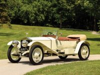 Rolls-Royce 40/50 HP Silver Ghost Sports Tourer by Barker - 1913