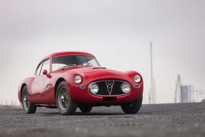 Fiat Otto Vu Tipo 106 Sport Berlinetta - 1953