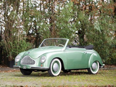 Dyna-Veritas Cabriolet – 1953
