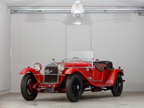 Alfa Romeo 6C 1750 GS Spider – 1930