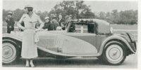 Alfa Romeo 8C 2300 Cabriolet by Figoni - 1932
