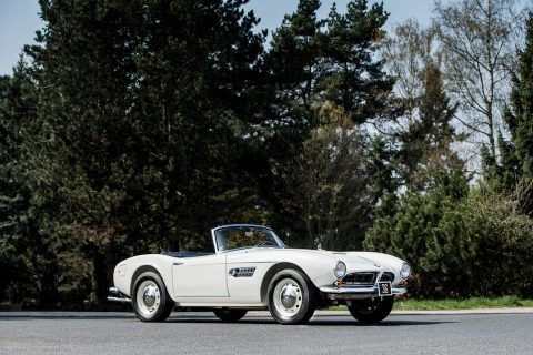 BMW 507 Roadster Serie II – 1959