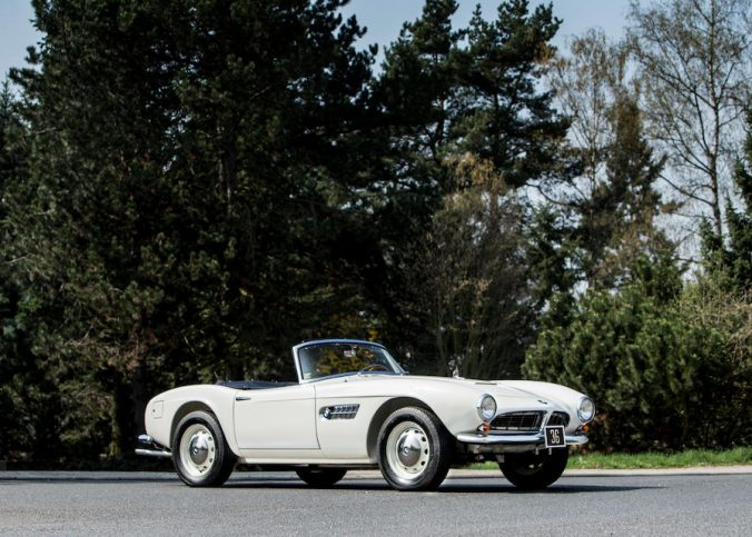 BMW 507 Roadster Serie II - 1959