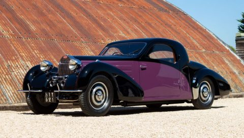 Bugatti Type 57 Atalante – 1938