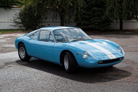 De Tomaso Vallelunga Berlinetta – 1966