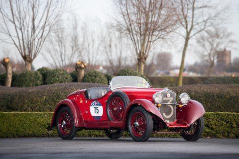 FIAT 514 Coppa delle Alpi – 1931
